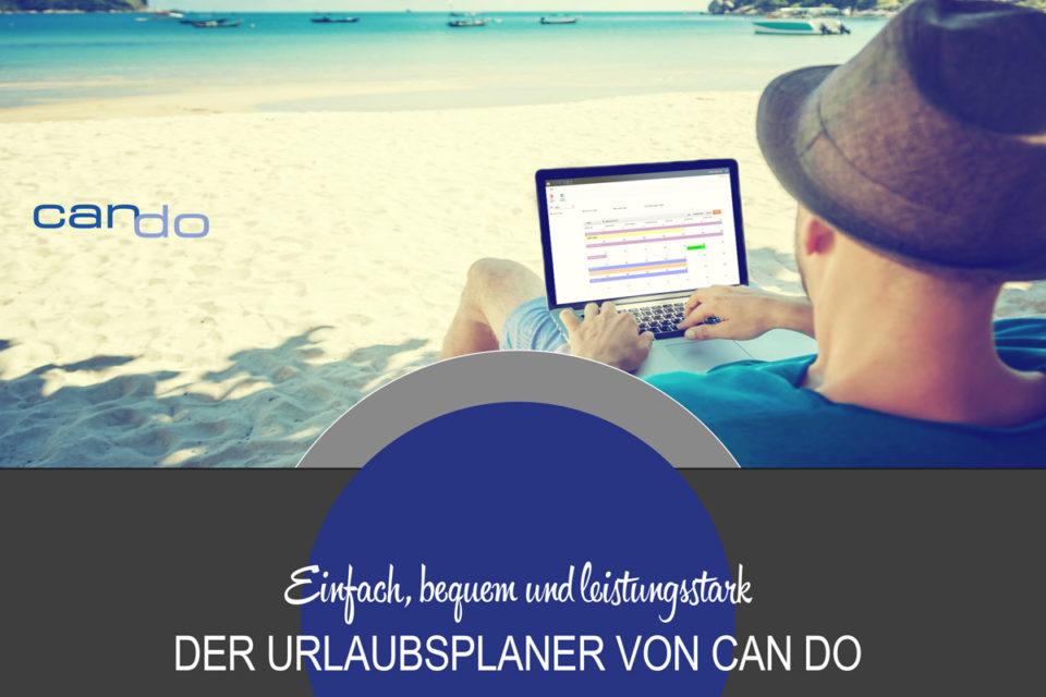 Der neue Can Do Urlaubsplaner